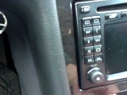 Mercedes W210 Removing Comand 2 0 Youtube
