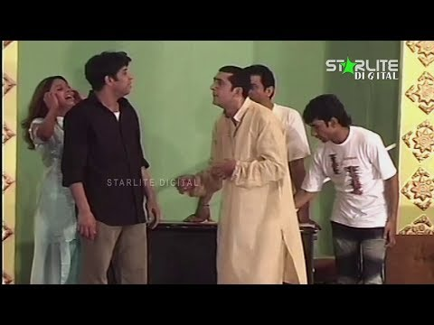 Hotel Ching Chee New Pakistani Stage Drama Full Comedy Funny Play