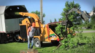 BC1800XL Tier 4 Final Brush Chipper | Vermeer Tree Care Equipment