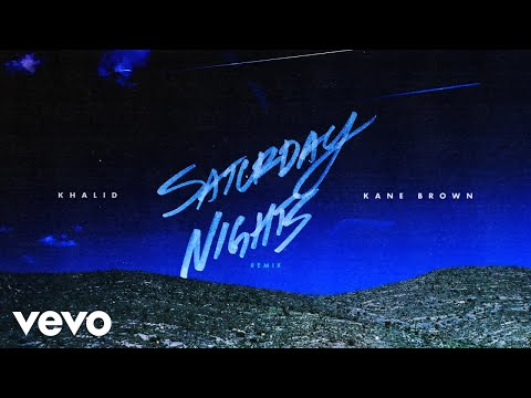 Download Khalid amp Kane Brown  Saturday Nights REMIX Audio