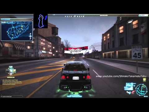 Need For Speed World - Treasure Hunt