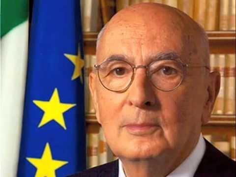 Fiorello imita Giorgio Napolitano