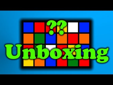 Mystery Rubik's Unboxing