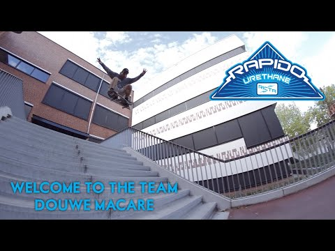 Welcome to The Team - Douwe Macare