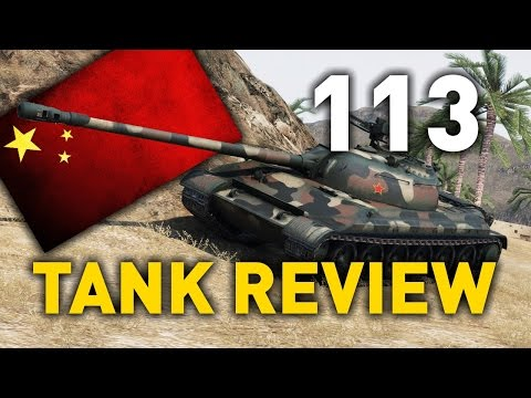 World of Tanks    113 - Tank Review