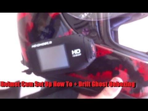 Helmet Cam Setup Helmet Cam Set up How to