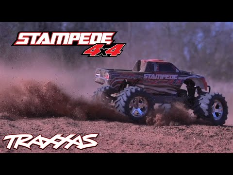 Traxxas Stampede 4X4 - Powered By Fun!