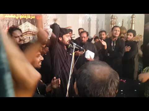 Zakir Waseem Abbas Baloch Qaymat Haiz Musaib Shahdat Shahzada Ali Asghar