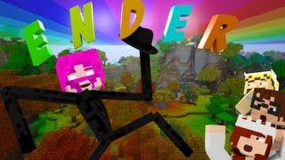 Minecraft Minigame - Ender! Ft. MunchingBrotato, Lilshortysgs, and Prezleek