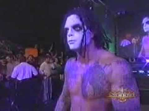 Vampiro vs. Crowbar ( WCW Monday Nitro 10.23.2000 )