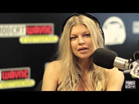 Would Fergie Be Worried About Leaked Nudes?