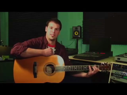 Flamenco guitar lesson - Flamenco Chords