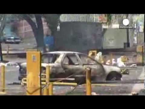 Two dead in Venezuela violence as protests continue