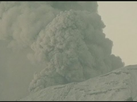 World's most dangerous volcano erupts in Mexico