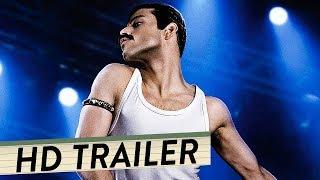 BOHEMIAN RHAPSODY Trailer Deutsch German (HD) | QUEEN Film 2018