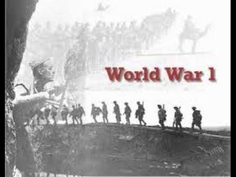 World War I : 100 Years Later.