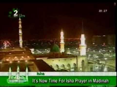 Azan Madinah 1428H