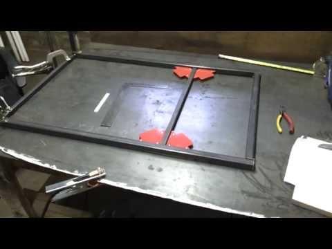 Building Custom Welding Cart/Welding Table (Part 1)