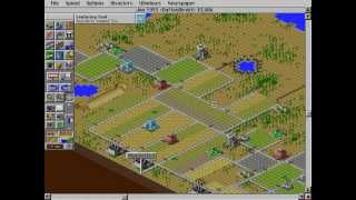 SimCity 2000 on hard difficult #03
