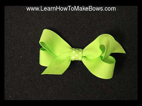 How To Make Hair Bows For Teenagers. Learn How to Make Simple and Unique Hair Bows for Little Girls
