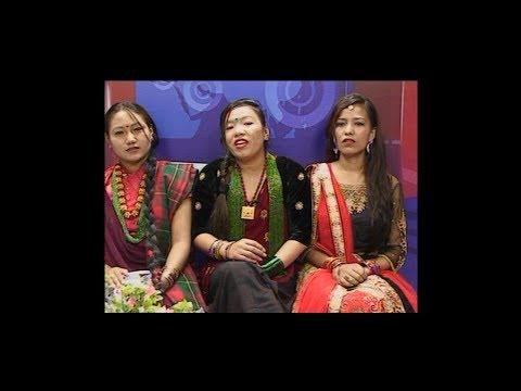 Download स्याङ्जाली त हुन्छ रे जाली  New Live Dohori with Babita Gurung & Nischal Gurung