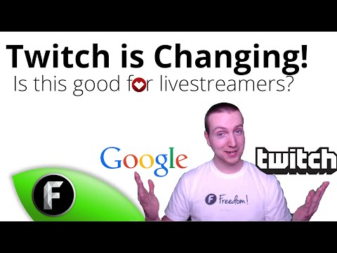 Google changing things at Twitch - Is this good for livestreamers?