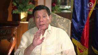Duterte to abusive Uber, Grab, taxi drivers: Stop it