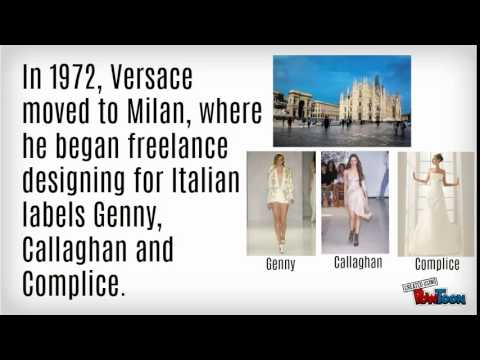 Gianni Versace Project