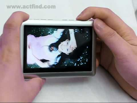 JXD990 MP3 MP4 - 8GB Super HD 4.3 inch TFT Blue Screen + TV In/out + 1.3MP Camera