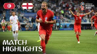 Tunisia v England - 2018 FIFA World Cup Russia™ - Match 14