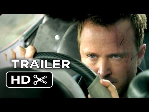 Need For Speed Official Trailer 1 2014 Aaron Paul Movie ...
