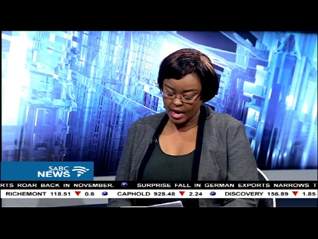 Markets report and analysis: 08 December 2017