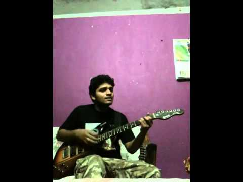 Tere Bin Rabbi Shergil mtv unplugged cover By Aditya Narsapurkar...