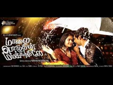 Maalai Pozhudhin Mayakathilaey - En Uyire (male) Hd video