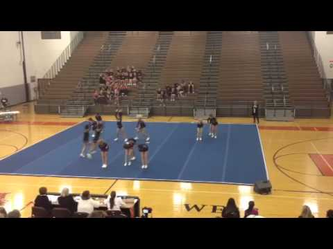 Bloomington High School Competitive Cheer -JV