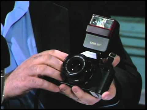 Canon T50 SLR Film Camera