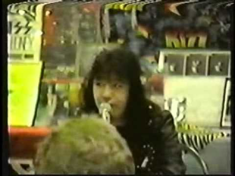 KISS - Florida KISS Convention 1993 - Ace Frehley Q&A Part 1