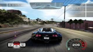 NEED FOR SPEED HOT PURSUIT (BUGATTI VEYRON VS MCLAREN F1) HOT PURSUIT