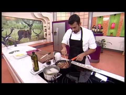 Receta: canelones de carne verduras y paté