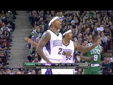 Isiah Thomas 27 Points vs Boston Celtics - 30/12/2012