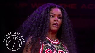 [WNBA] Teyana Taylor Half Time Performance, WNBA All-Star Game 2019, July 27, 2019