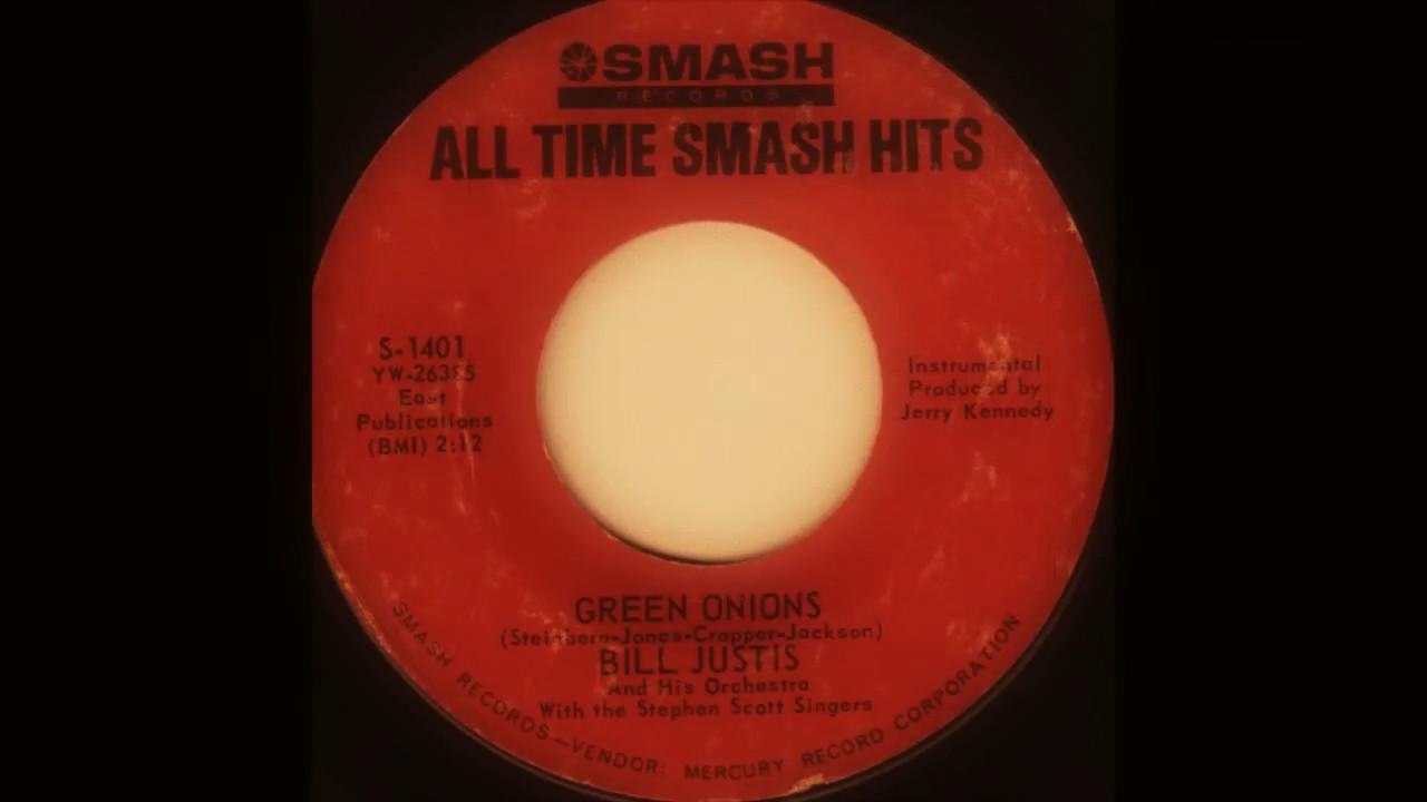 Bill Justis Alley Cat Green Onions Bill Justis Plays 12 Big Instrumental Hits