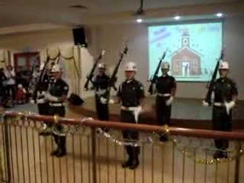 Silent Precision Drill Squad (SPDS) Performance Video