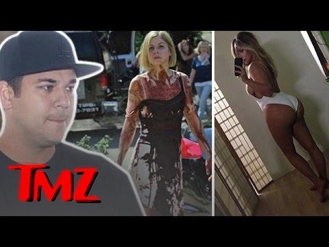 Rob Kardashian – My Sister is a Psycho!