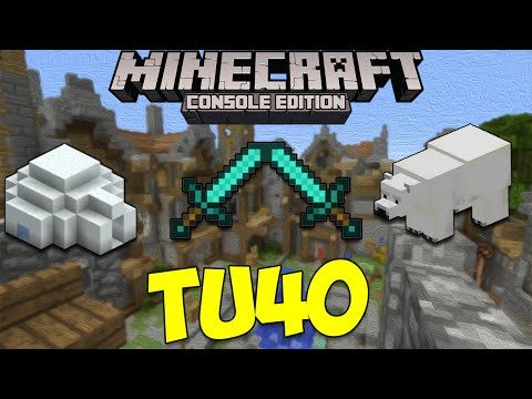 Minecraft Console: What Will Be in TU40?   Features, Additions & Gamemodes