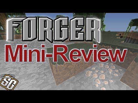 MCPVP.com   FORGER Kit Review    Mini Kit Review #1    Minecraft Hunger Games