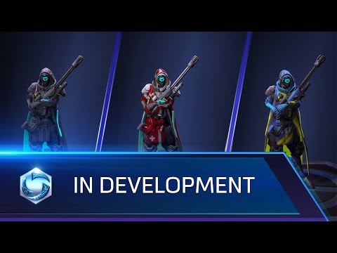 In Development: Ana, Skins, Sprays, and More!