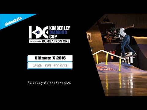 KDC Grand Slam Regional Qualifiers At Ultimate X 2016: Skate Finals Highlights