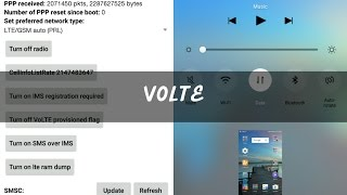 Letv 1s VOLTE support