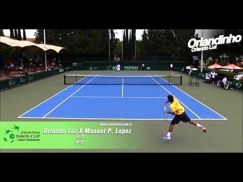 Davis Junior Cup - Sub 16 - Orlando Luz X Manuel Pena Lopez 62 62